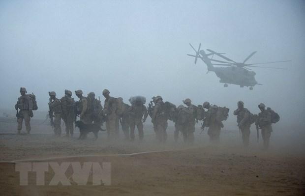 Lầu Năm Góc lên phương án bảo vệ quá trình rút quân ở Afghanistan Ảnh 1