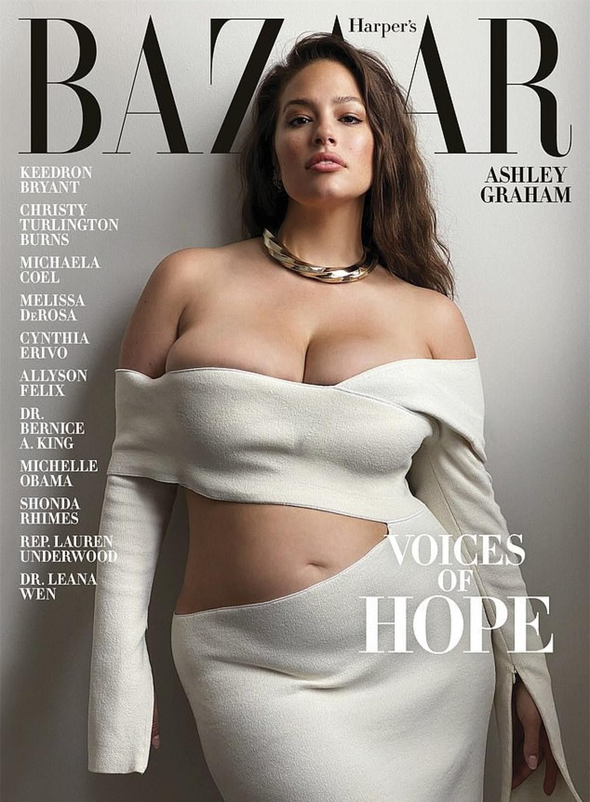 'Người mẫu ngoại cỡ' Ashley Graham diện đồ hiệu đến dự sự kiện thời trang Ảnh 6