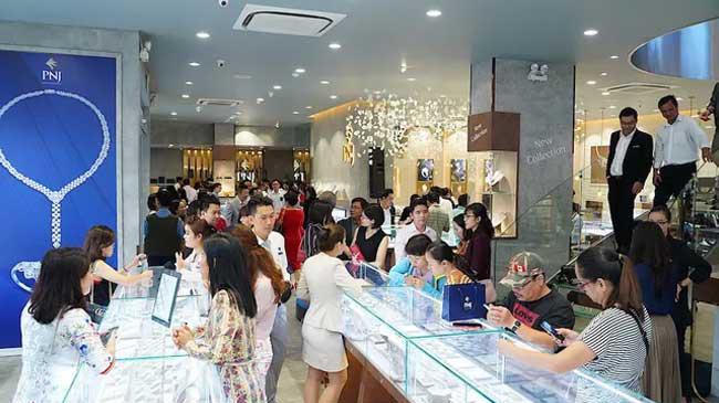 PNJ đẩy mạnh bán lẻ trang sức, lợi nhuận dự kiến 1.532 tỷ đồng năm 2021 Ảnh 1