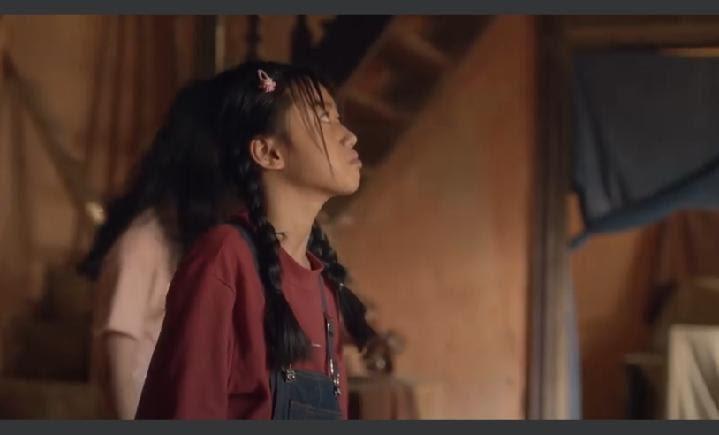 Diệu Nhi bất ngờ xuất hiện trong teaser 'Bóng đè' Ảnh 1