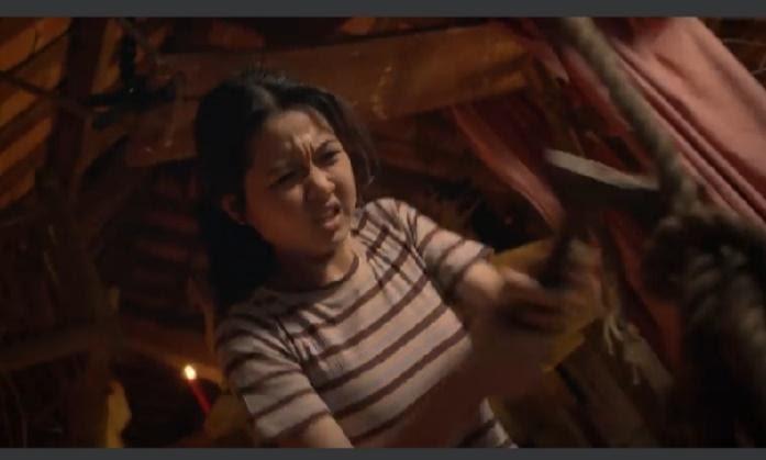 Diệu Nhi bất ngờ xuất hiện trong teaser 'Bóng đè' Ảnh 2