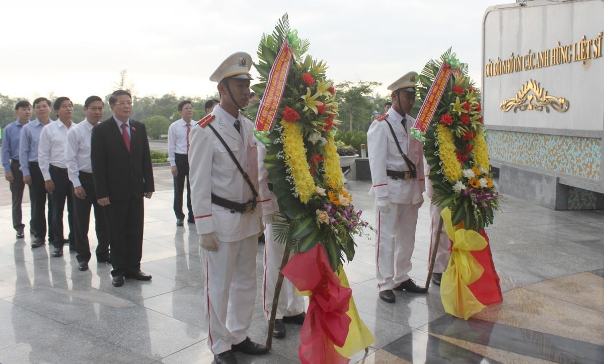 Phó Chủ tịch Quốc hội Nguyễn Đức Hải tiếp xúc cử tri tại Quảng Nam Ảnh 3