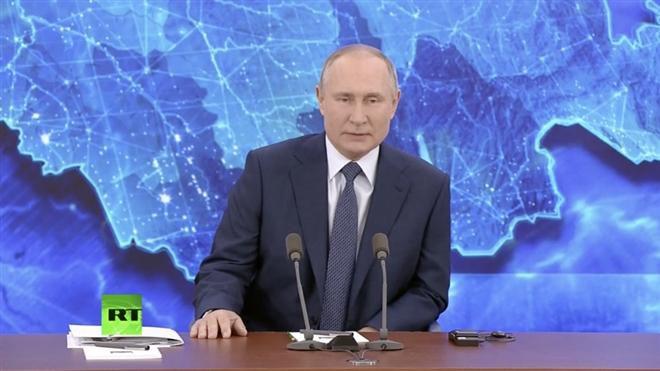Tiết lộ thu nhập của Tổng thống Putin năm 2020 Ảnh 1