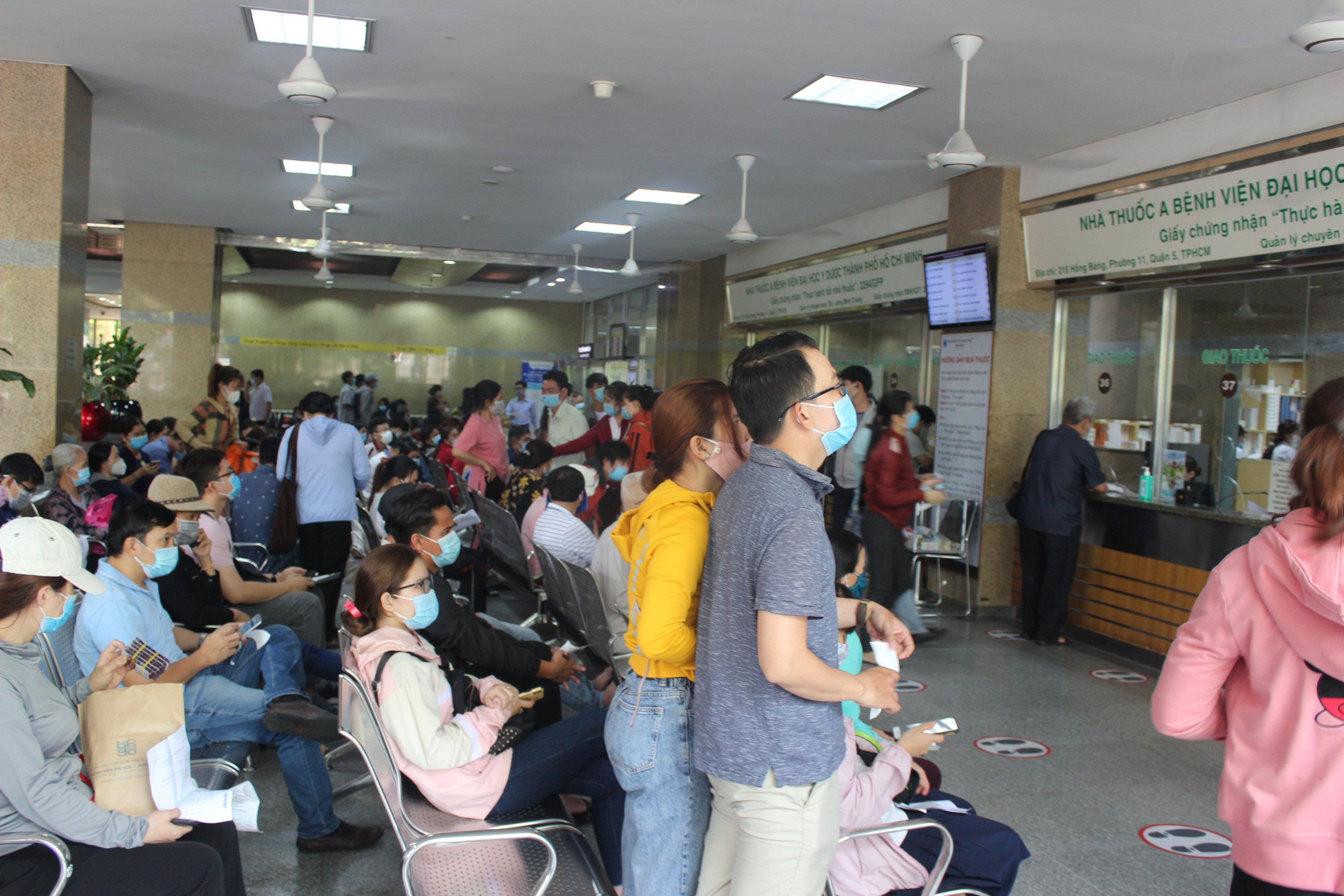 Giả định có ca COVID-19 để kiểm tra cách xử trí tại bệnh viện tiếp nhận người khám lớn nhất Việt Nam Ảnh 1
