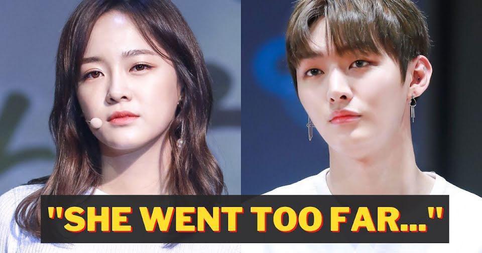 Kim Sejeong bình luận vô tư cỡ nào với Yoon Jisung mà khiến netizen 'đọc muốn đỏ mặt'? Ảnh 4