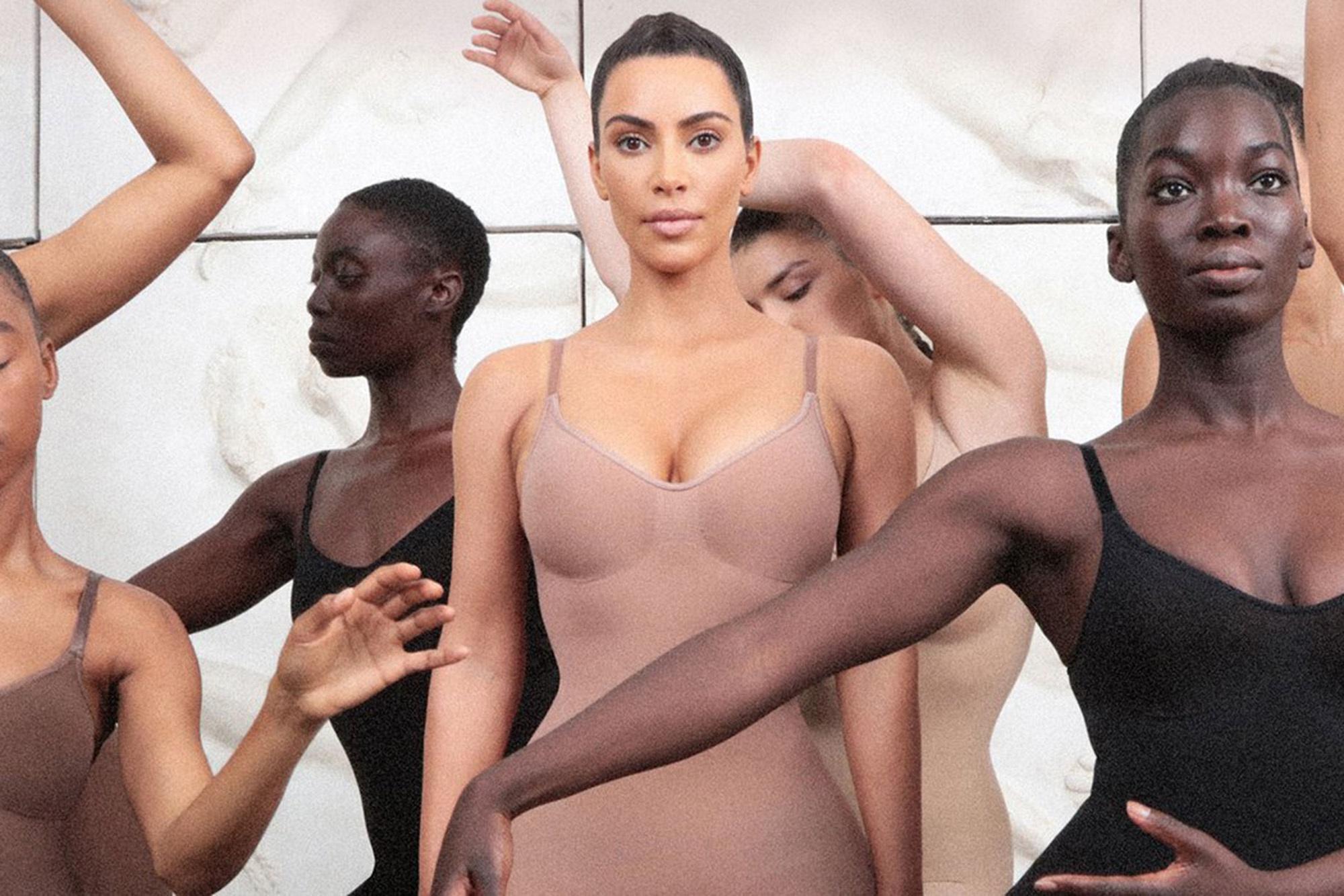 Lý do khiến thương hiệu đồ bó của Kim Kardashian đáng giá tỷ USD Ảnh 3