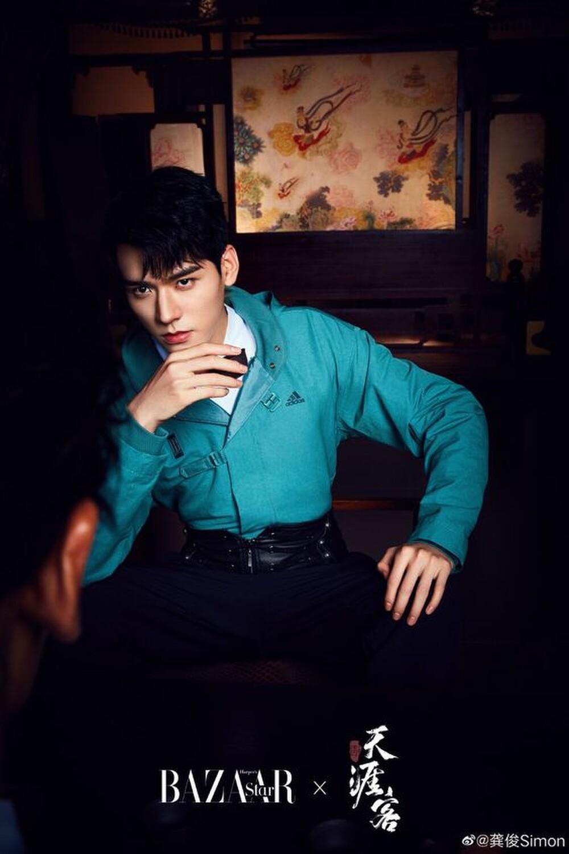 Cùng nổi lên từ phim chuyển thể đam mỹ, Cung Tuấn có trở thành Vương Nhất Bác thứ hai? Ảnh 4