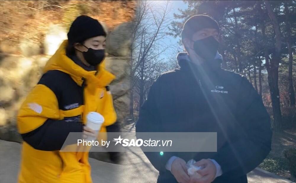Độc quyền: Lộ loạt ảnh hẹn hò, diện đồ đôi của Shin Min Ah - Kim Woo Bin trước 'hôn lễ thế kỷ' Ảnh 10