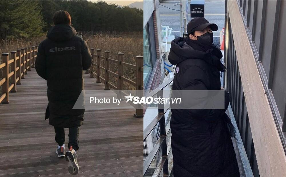 Độc quyền: Lộ loạt ảnh hẹn hò, diện đồ đôi của Shin Min Ah - Kim Woo Bin trước 'hôn lễ thế kỷ' Ảnh 5