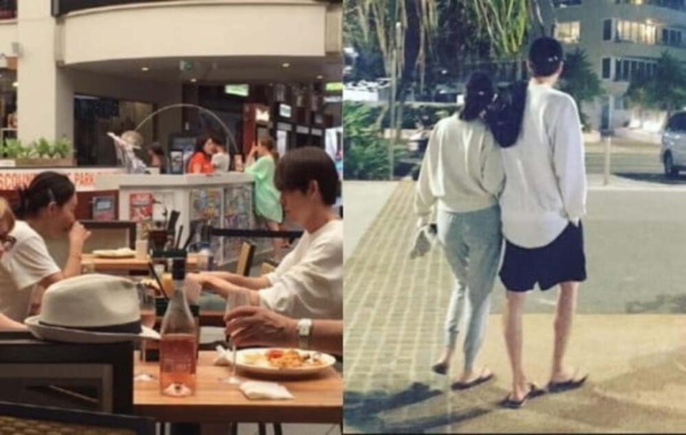 Độc quyền: Lộ loạt ảnh hẹn hò, diện đồ đôi của Shin Min Ah - Kim Woo Bin trước 'hôn lễ thế kỷ' Ảnh 13