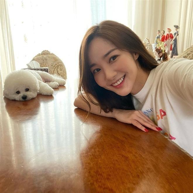 Sự thật bất ngờ về bức ảnh khiến Park Min Young bị đồn thổi 'đập mặt xây lại' Ảnh 11