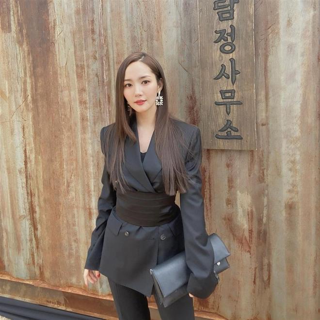 Sự thật bất ngờ về bức ảnh khiến Park Min Young bị đồn thổi 'đập mặt xây lại' Ảnh 10