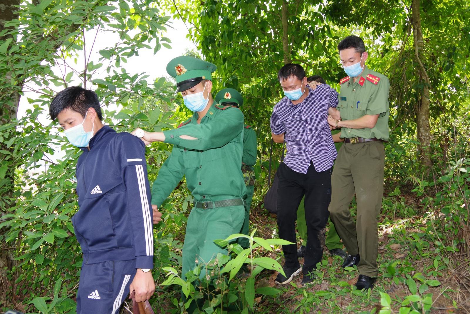 Điện Biên: 25 người bị bắt giữ vì tổ chức xuất cảnh và xuất cảnh trái phép Ảnh 1