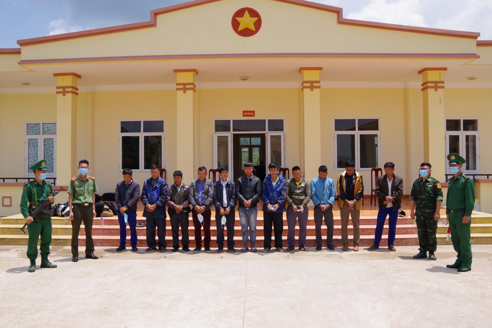 Điện Biên: 25 người bị bắt giữ vì tổ chức xuất cảnh và xuất cảnh trái phép Ảnh 2