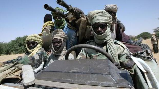 Quân đội Chad tiêu diệt 300 phiến quân xâm nhập vào nước này Ảnh 1