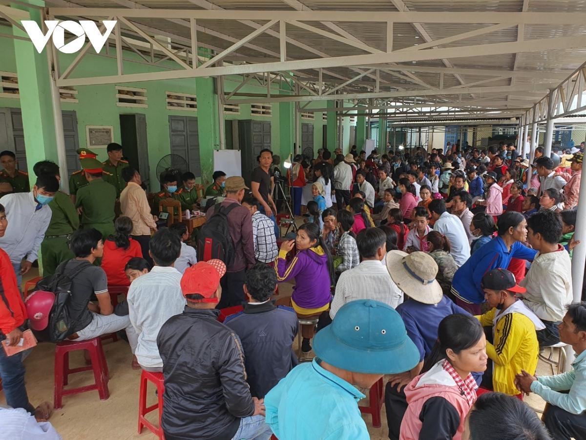 Nhiều huyện miền núi Quảng Nam hoàn thành cấp căn cước công dân Ảnh 4