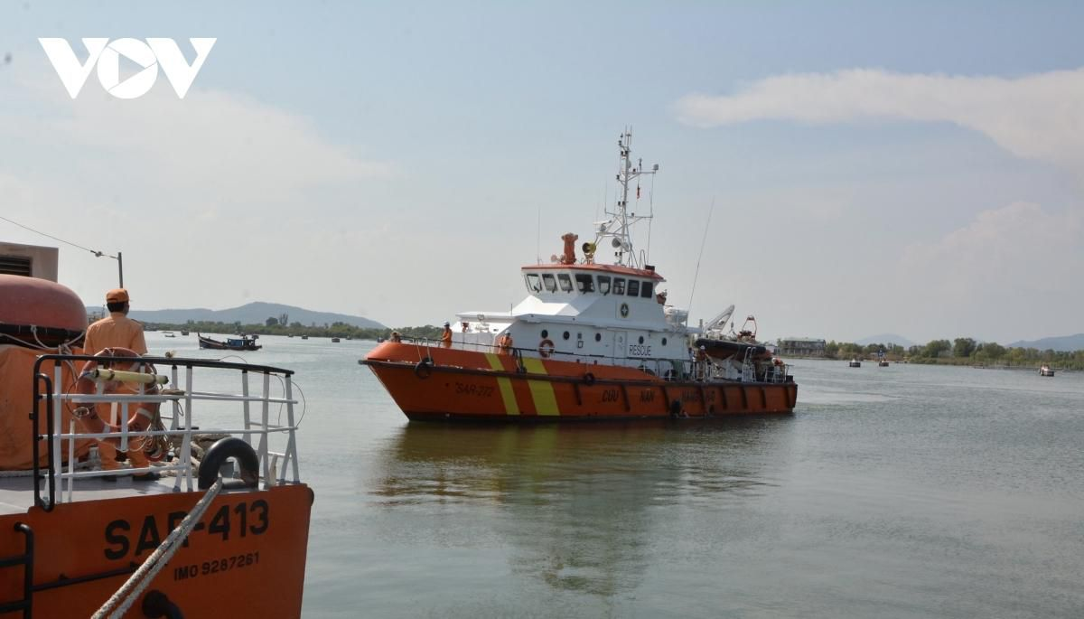 Tìm thấy thi thể thuyền viên vụ tàu Khang Anh 189 mất tích trên biển Vũng Tàu Ảnh 1