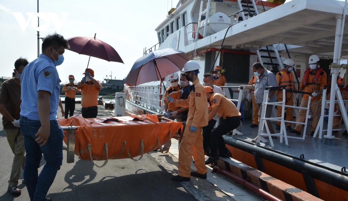 Tìm thấy thi thể thuyền viên vụ tàu Khang Anh 189 mất tích trên biển Vũng Tàu Ảnh 2