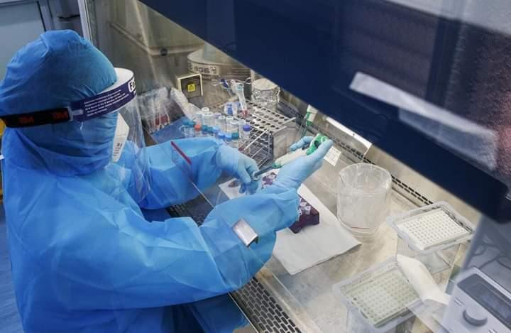 Sức khỏe 2 bệnh nhân COVID-19 ở Nghệ An tiến triển tốt Ảnh 1