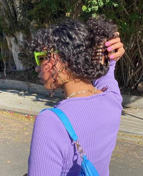3 kiểu tóc 'lười' bỗng nhiên thành hot trend, đến các cô nàng BLACKPINK cũng 'đu trend' Ảnh 9