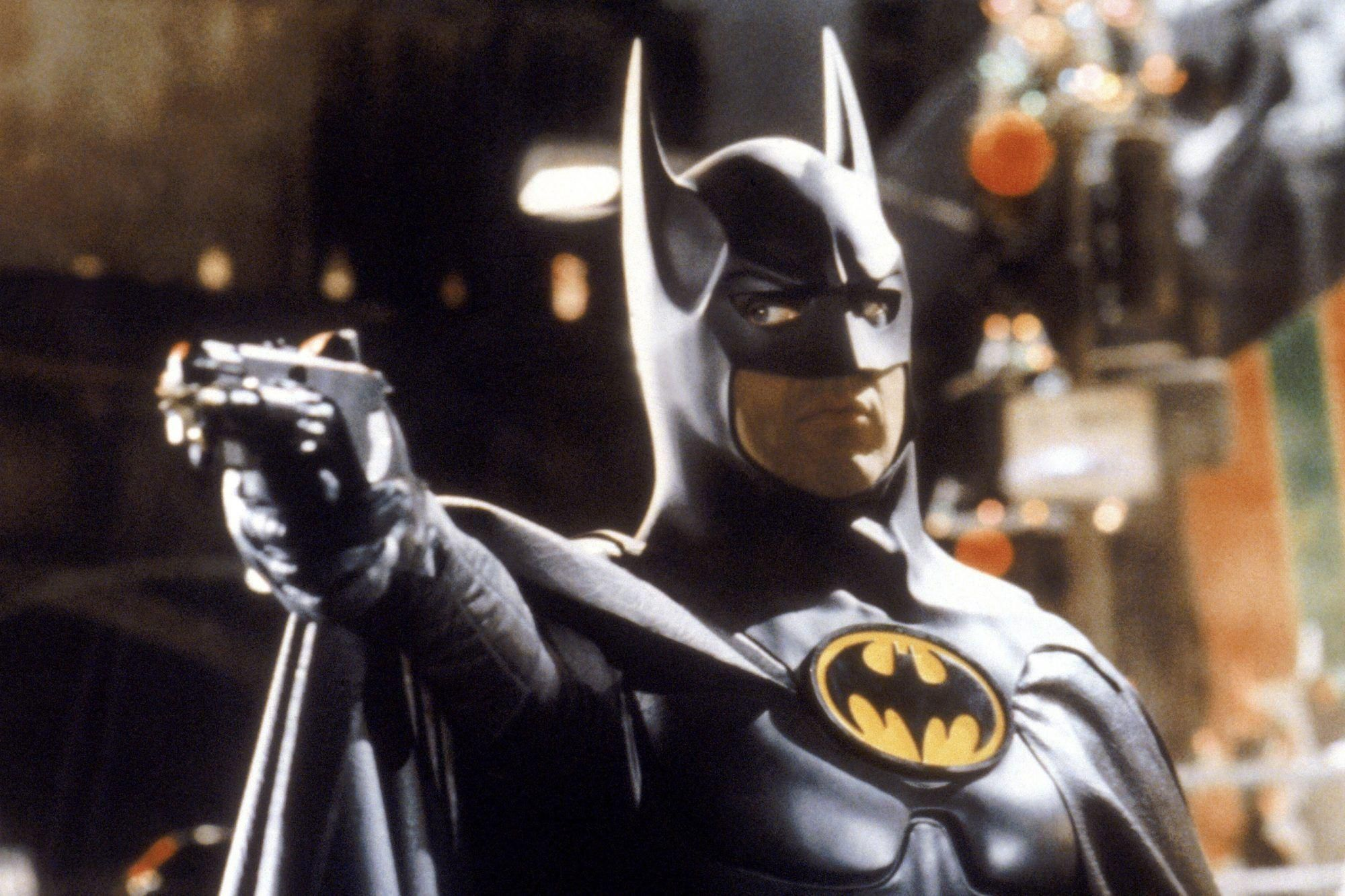 'The Flash' khởi quay với Michael Keaton trong vai Batman Ảnh 1