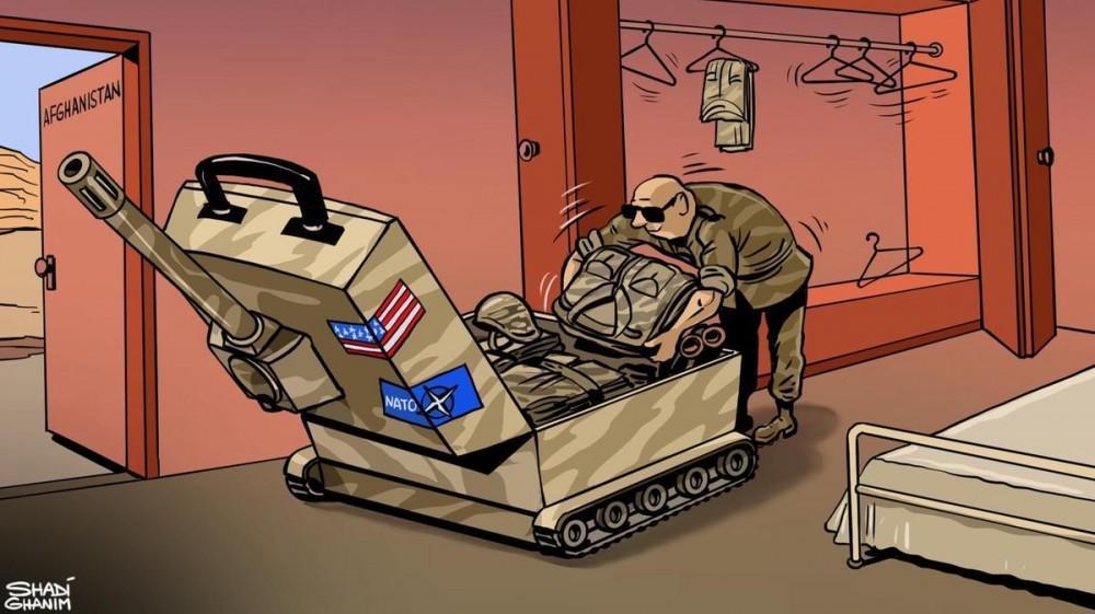 Mỹ rút quân khỏi Afghanistan: Khoảng trống địa chiến lược Ảnh 1