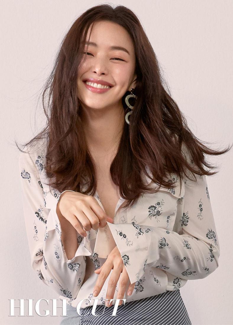Hoa hậu đẹp nhất xứ Hàn Honey Lee từng được đào tạo để trở thành idol Ảnh 6