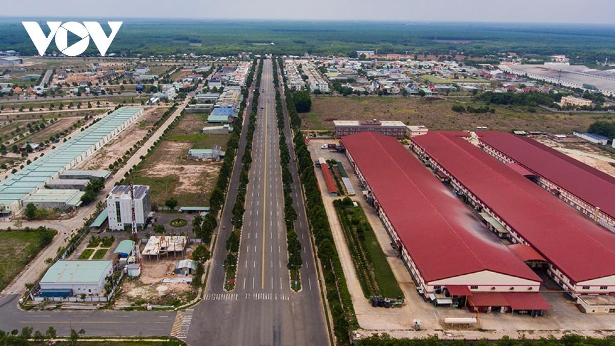 Becamex IDC đứng đầu bảng xếp hạng công ty bất động sản công nghiệp uy tín Ảnh 1
