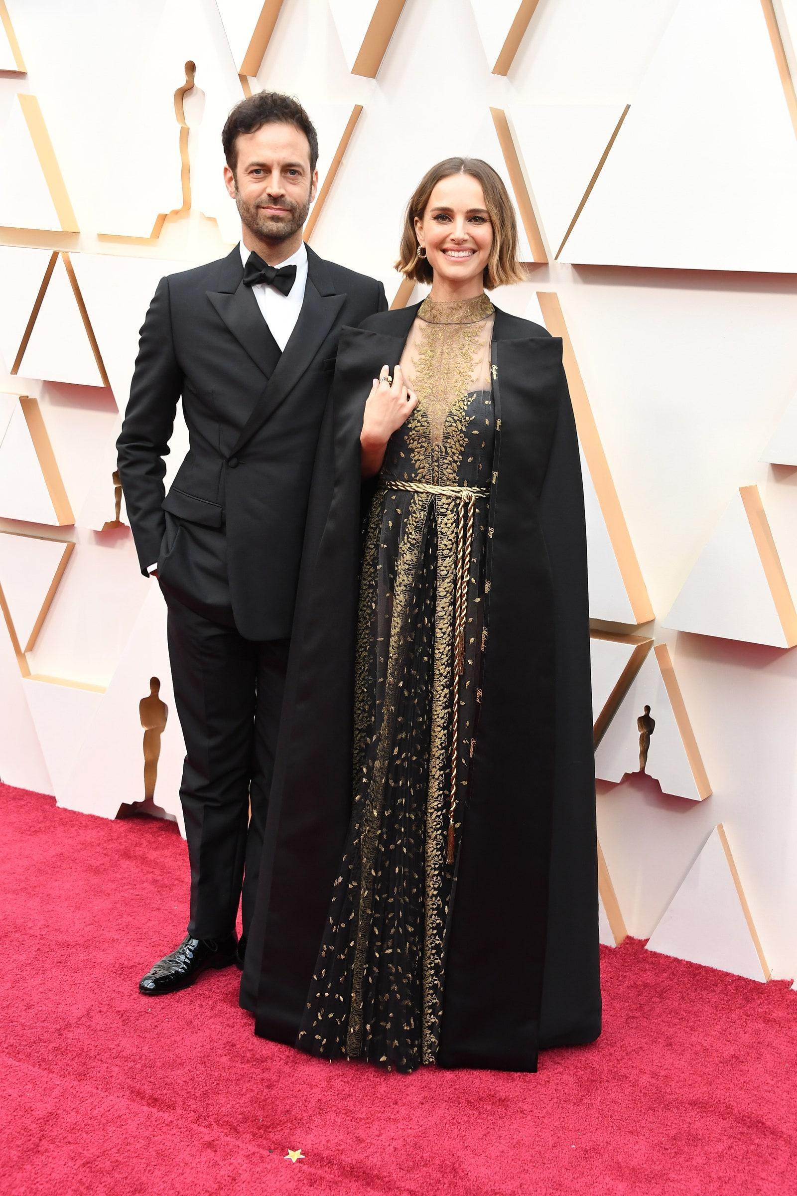 Những cặp tình nhân mặc đẹp trên thảm đỏ Oscar Ảnh 13