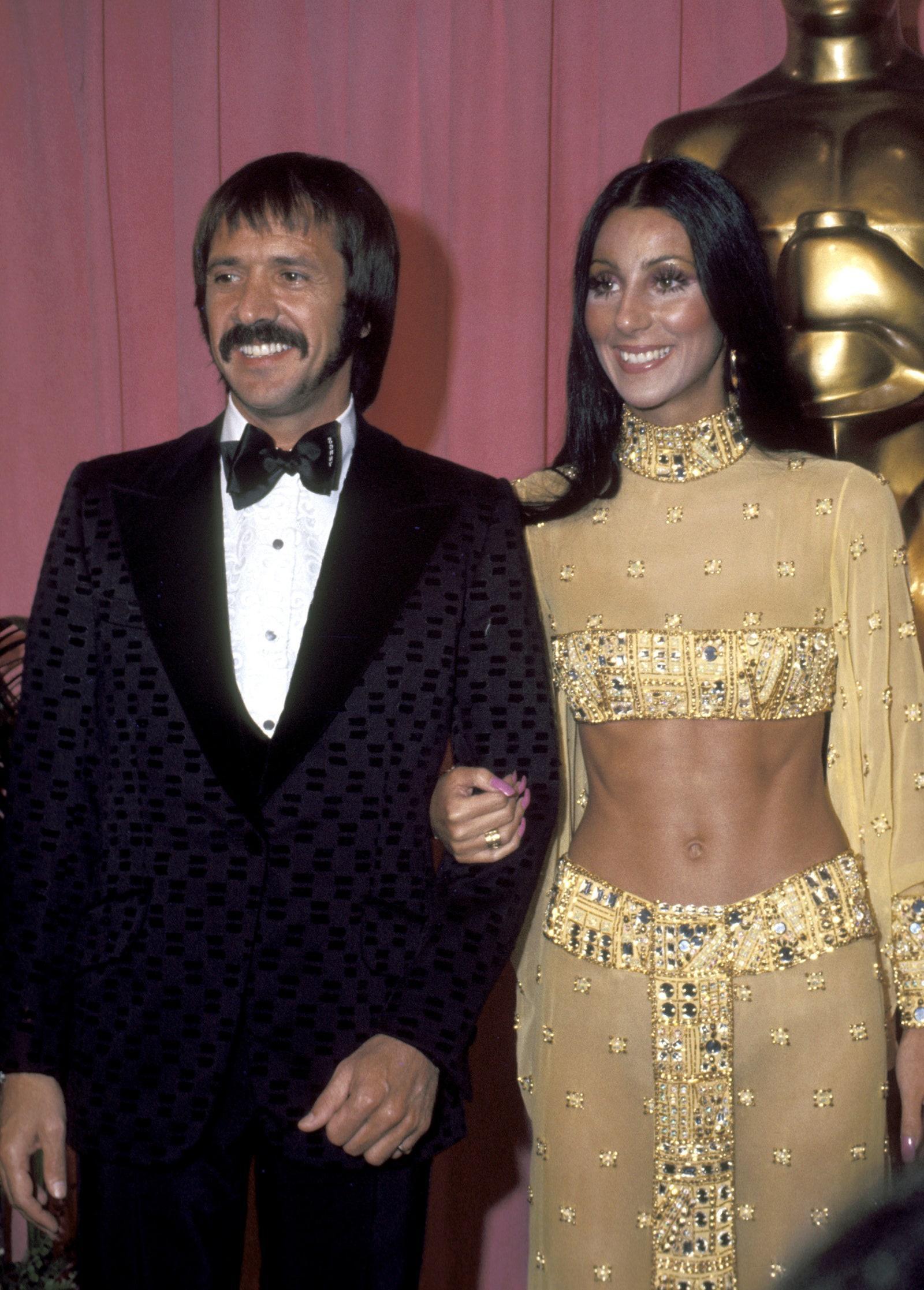 Những cặp tình nhân mặc đẹp trên thảm đỏ Oscar Ảnh 2