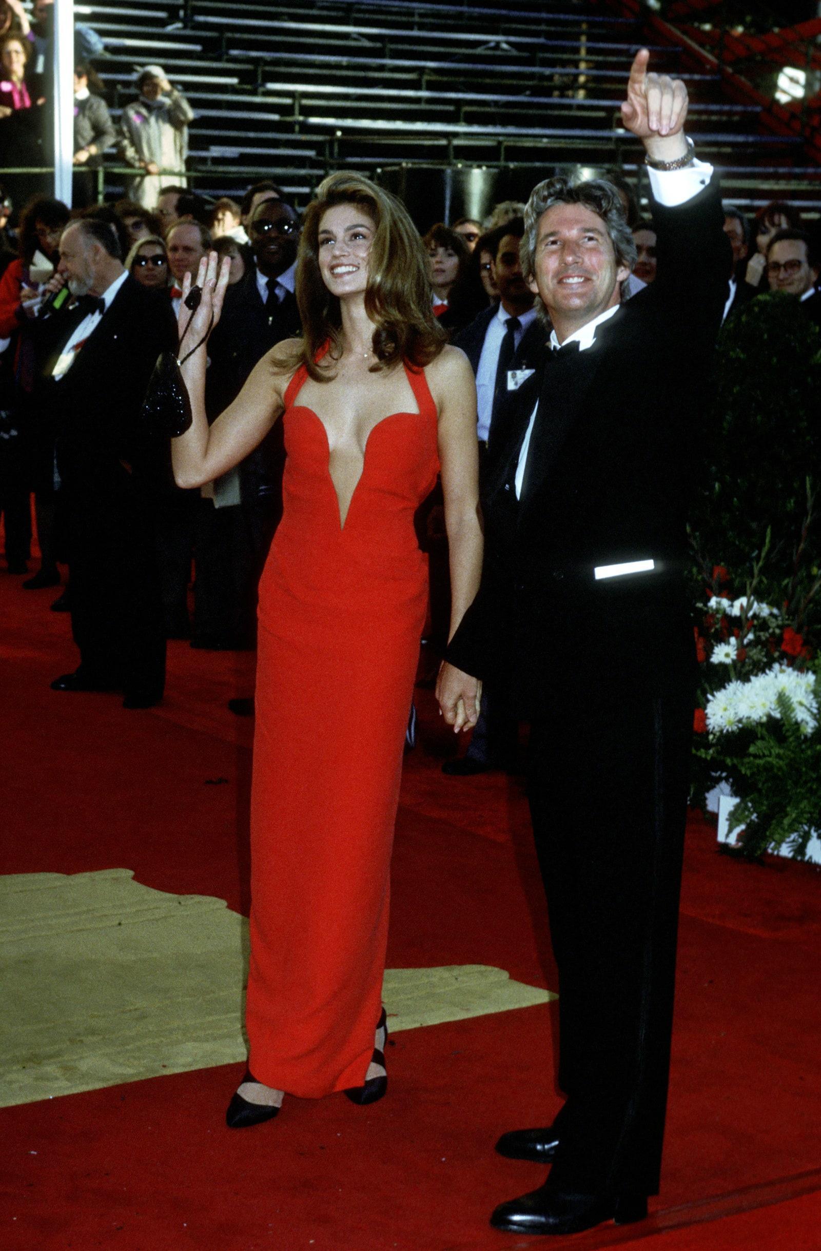 Những cặp tình nhân mặc đẹp trên thảm đỏ Oscar Ảnh 3