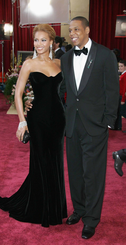 Những cặp tình nhân mặc đẹp trên thảm đỏ Oscar Ảnh 8