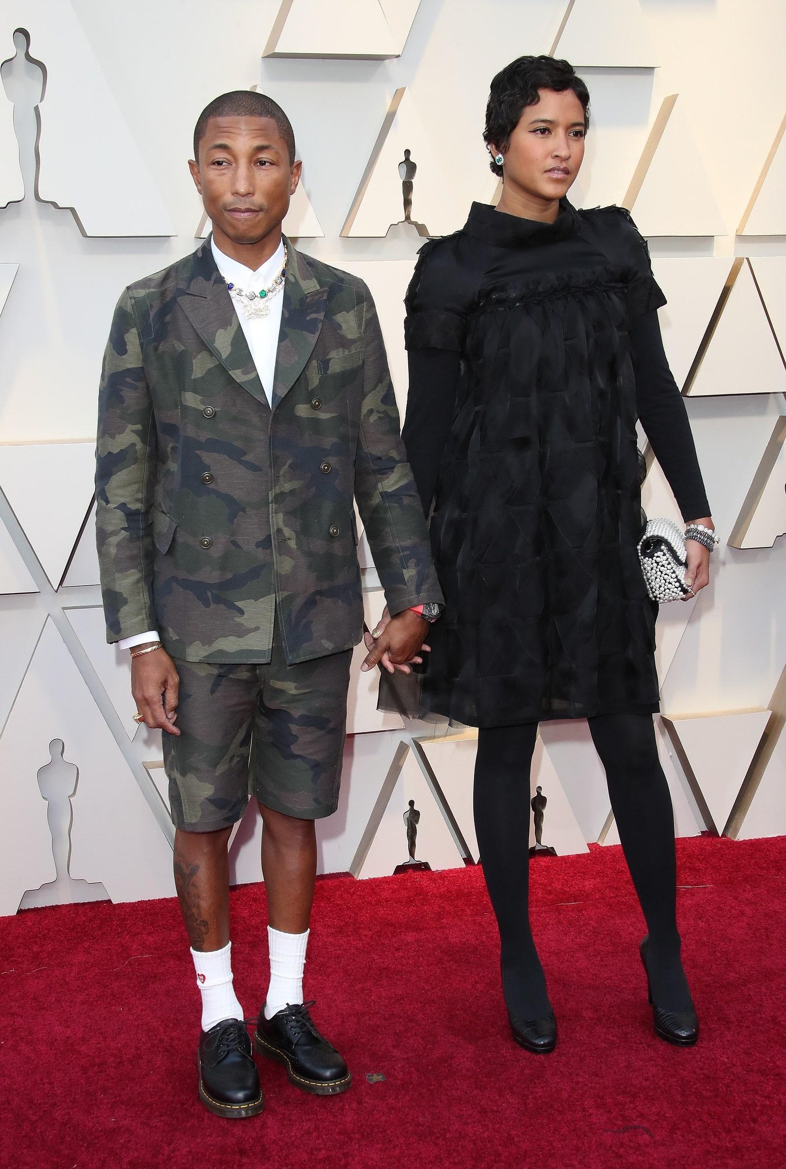 Những cặp tình nhân mặc đẹp trên thảm đỏ Oscar Ảnh 12
