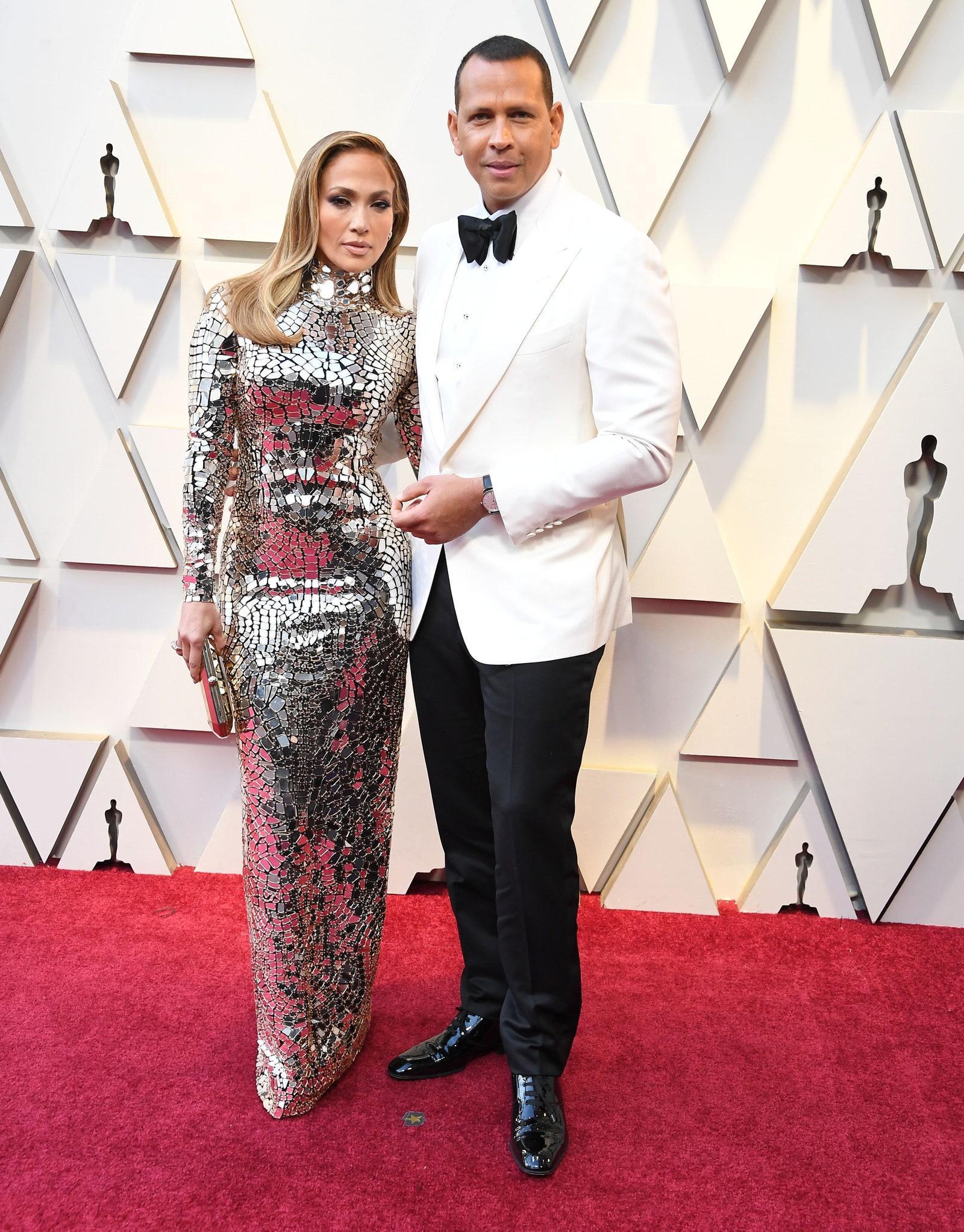 Những cặp tình nhân mặc đẹp trên thảm đỏ Oscar Ảnh 11