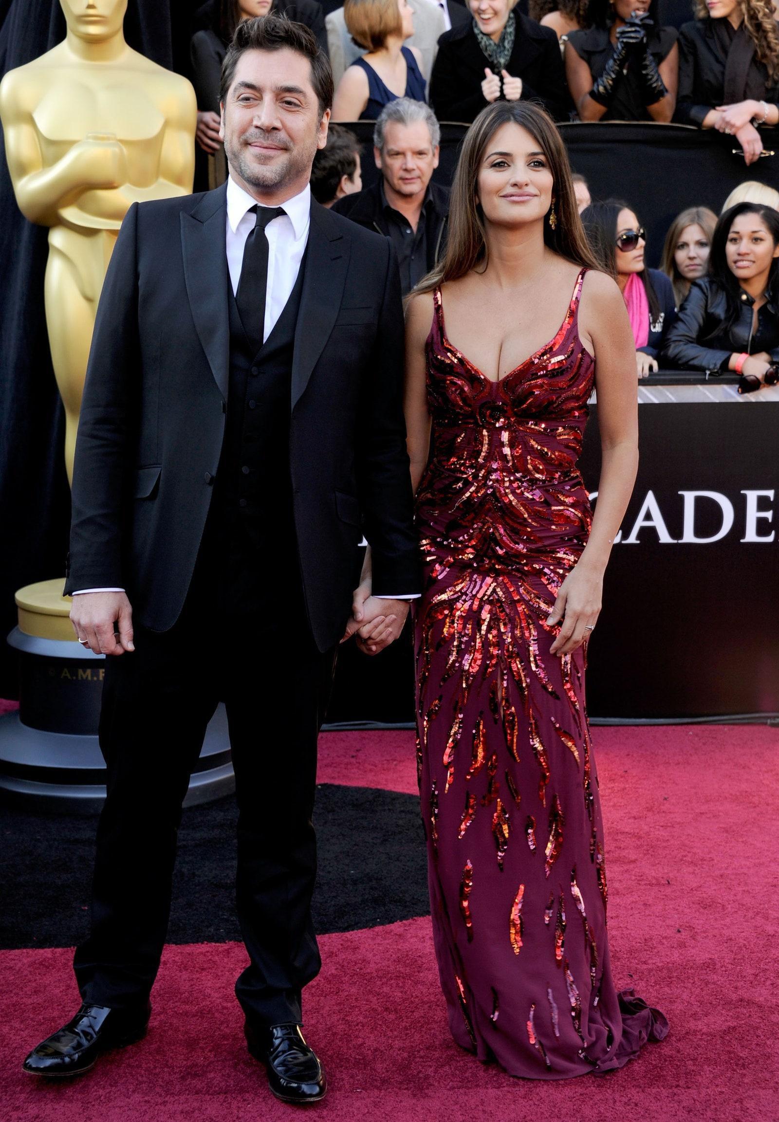 Những cặp tình nhân mặc đẹp trên thảm đỏ Oscar Ảnh 9