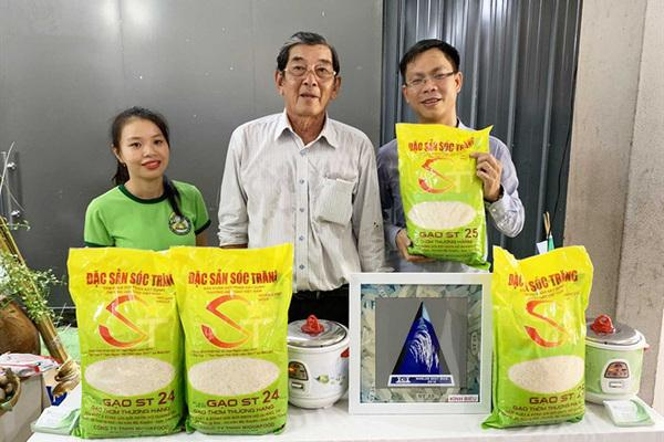 Gạo ngon nhất thế giới mất thương hiệu: Tin bất ngờ từ Cục Sở hữu trí tuệ Ảnh 2