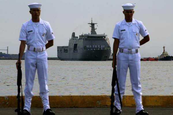 Philippines gửi công hàm phản đối tàu Trung Quốc hiện diện trên Biển Đông Ảnh 1