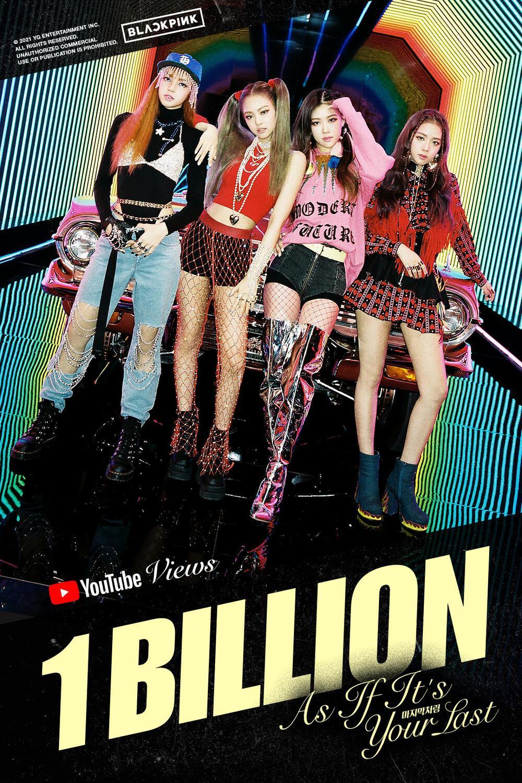 BlackPink tiếp tục khẳng định thế mạnh Youtube với MV tỷ view thứ tư trong sự nghiệp Ảnh 2
