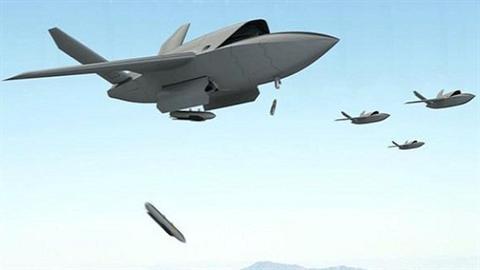 Mỹ lập 3 đợt không kích, địch tuyệt vọng bắn hết đạn Ảnh 2