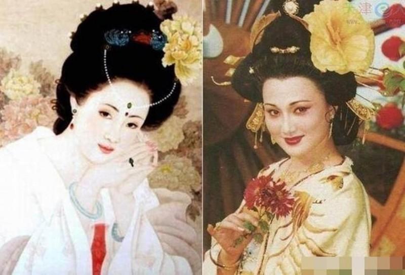 Tiết lộ sốc về bảo bối sắc đẹp của Tứ đại mỹ nhân Trung Hoa Ảnh 3