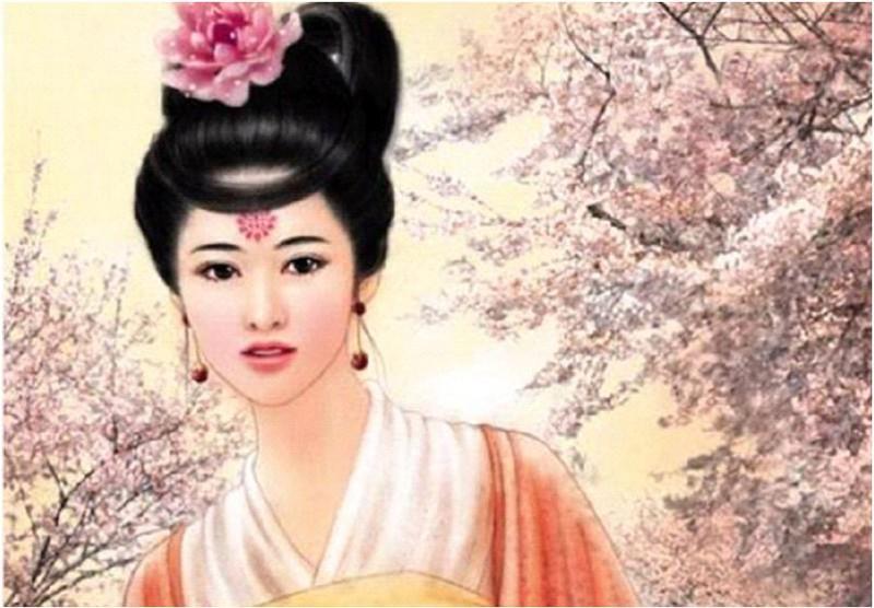Tiết lộ sốc về bảo bối sắc đẹp của Tứ đại mỹ nhân Trung Hoa Ảnh 2