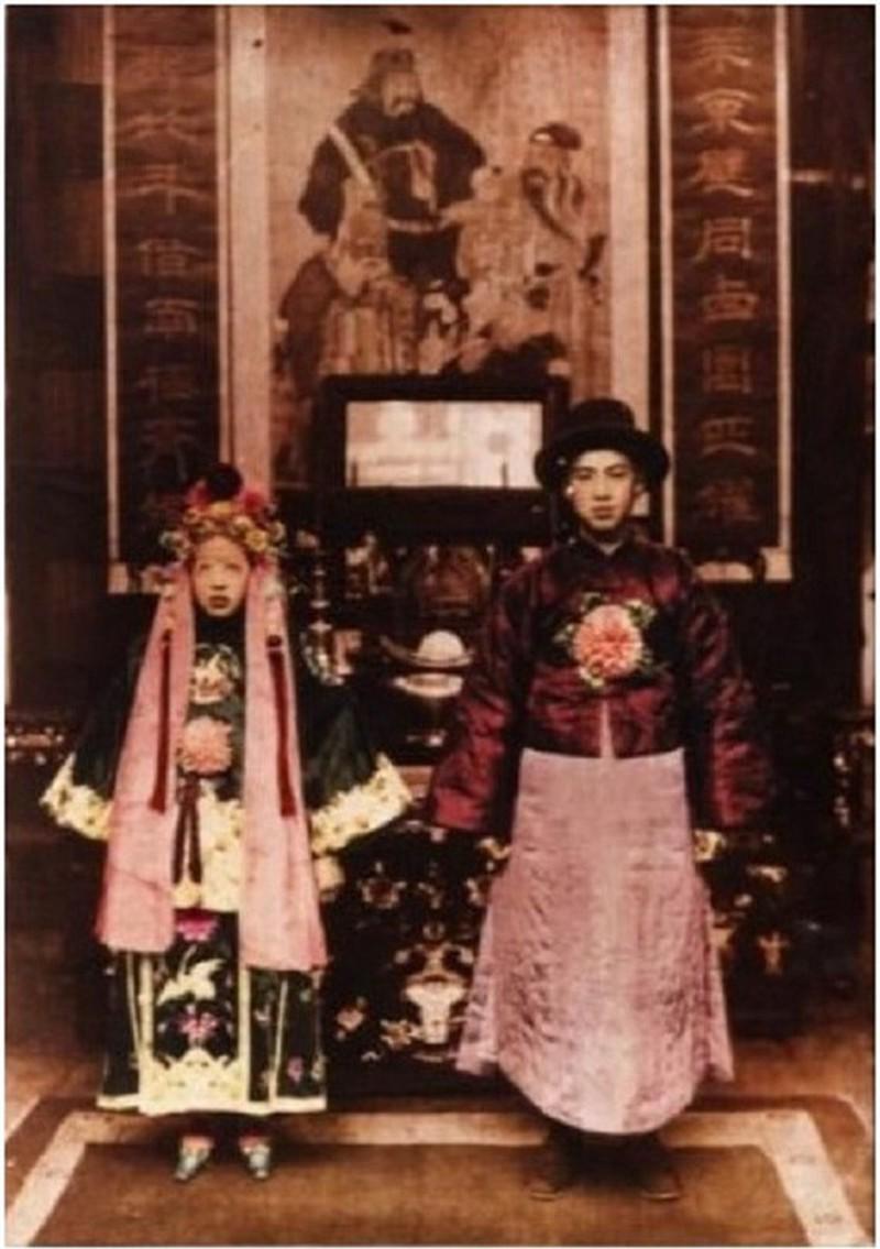 Tục minh hôn, cưới vợ, cưới chồng cho người chết ở Trung Quốc Ảnh 1