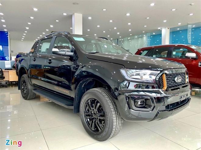 Ford Ranger chuyển sang lắp ráp trong nước, bản nhập Thái tăng giá Ảnh 1