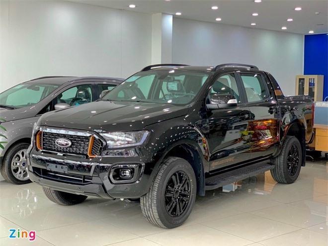 Ford Ranger chuyển sang lắp ráp trong nước, bản nhập Thái tăng giá Ảnh 2