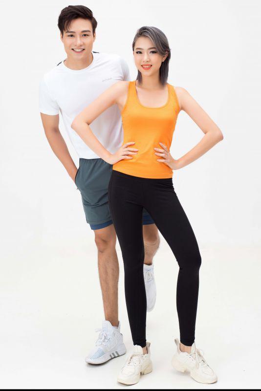 Dàn sao Vietnam Fitness Model tung bộ ảnh mãn nhãn cổ động mùa giải 2021 Ảnh 9