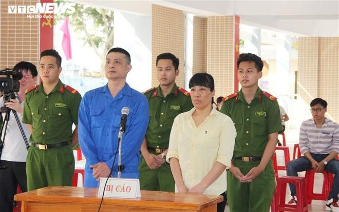 Tuyên án tử hình và chung thân 2 kẻ vận chuyển ma túy thuê vào Đà Nẵng Ảnh 1