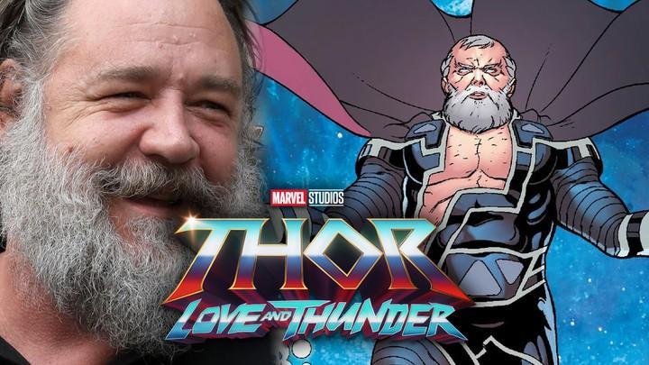 Thần Zeus sẽ xuất hiện trong Thor: Love and Thunder Ảnh 1