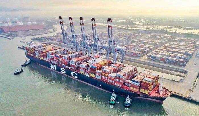 Cảng biển Việt Nam lo tắc nghẽn sau sự cố kênh đào Suez Ảnh 2