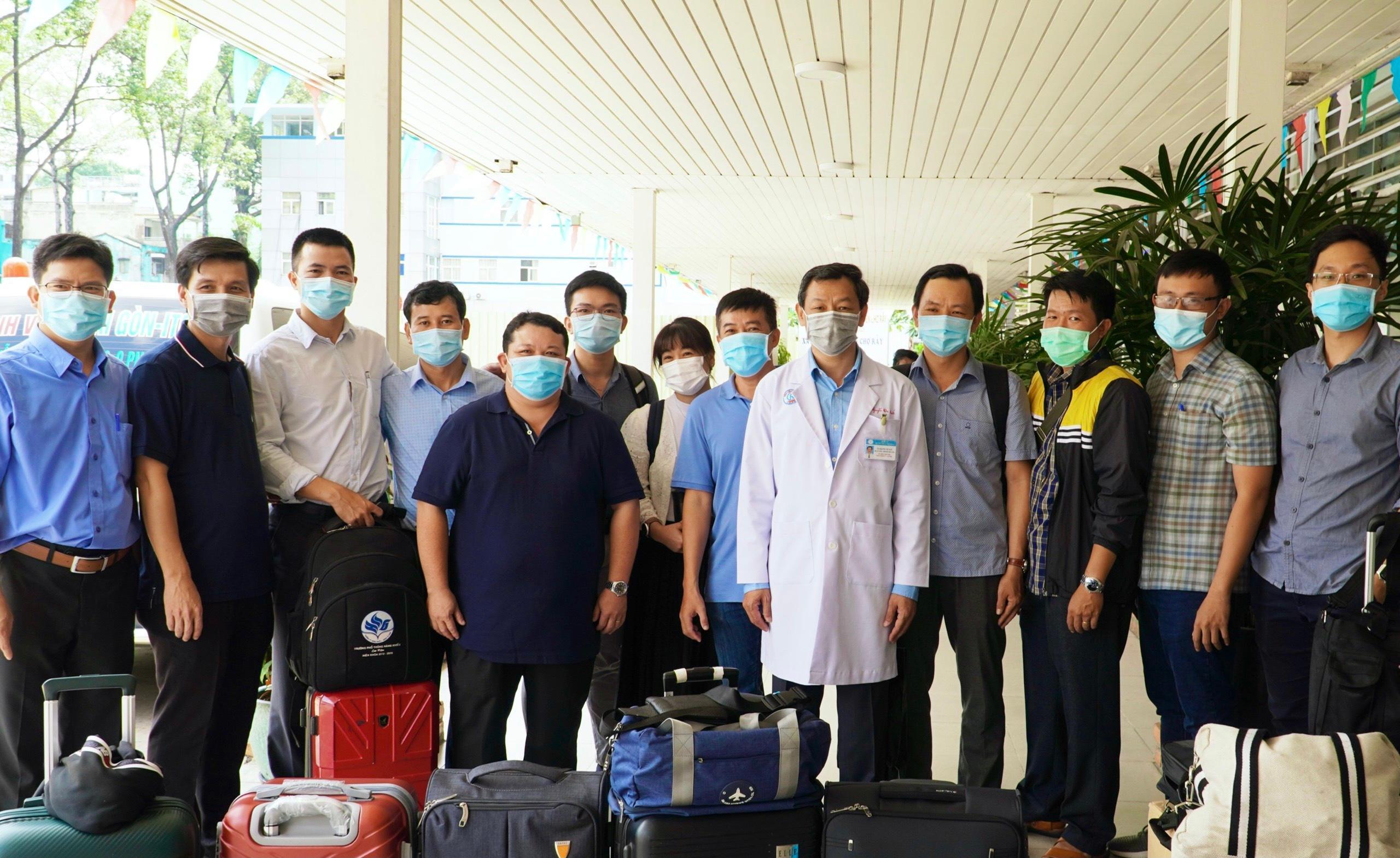 Nữ bác sĩ Bệnh viện Chợ Rẫy được Forbes Việt Nam vinh danh Ảnh 1