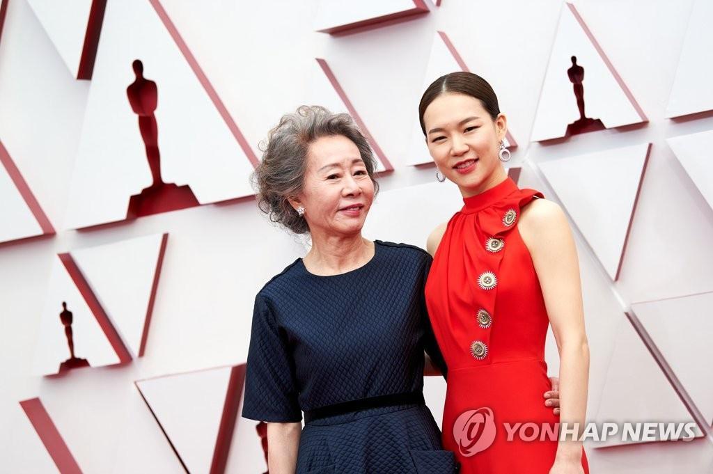Hai gương mặt vàng của điện ảnh Hàn Quốc tại Oscar Ảnh 1